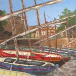 Fishing Boats of Collioure